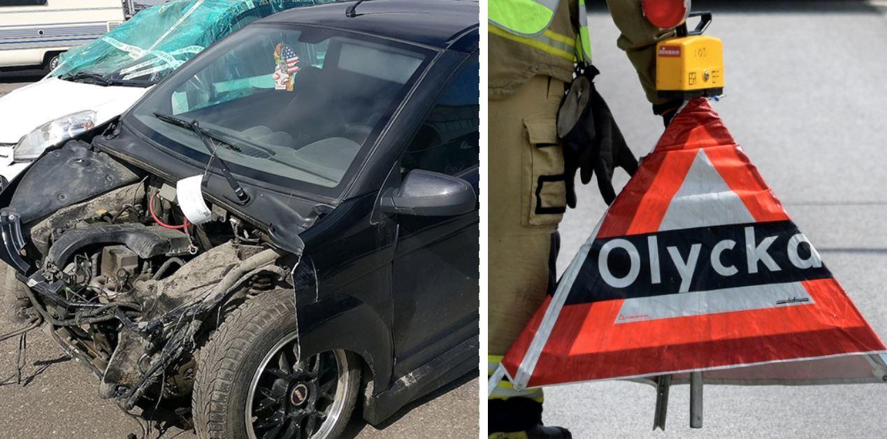 Ökning av olyckor med mopedbilar