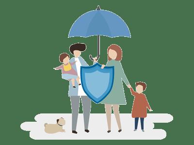 livförsäkring familj